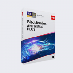 Bitdefender Anti Virus for Windows 5PC/1YR