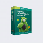Kaspersky Internet Security for Android (1 MOBILE DEVICE/1YR)