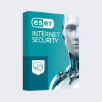 ESET Internet Security for Windows , macOS, Andriod and Linux  ( 5 PC/1YR)