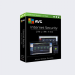 AVG Internet Security Multi-Device for Windows, macOS, iOS, Android (10 DEVICES/1YR)