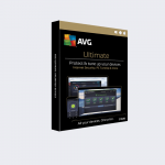 AVG Ultimate Multi-Device for Windows, macOS, iOS, Android (10 DEVICES/1YR)